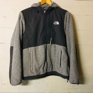 The North Face Recycled Polartec Hooded Coat SP